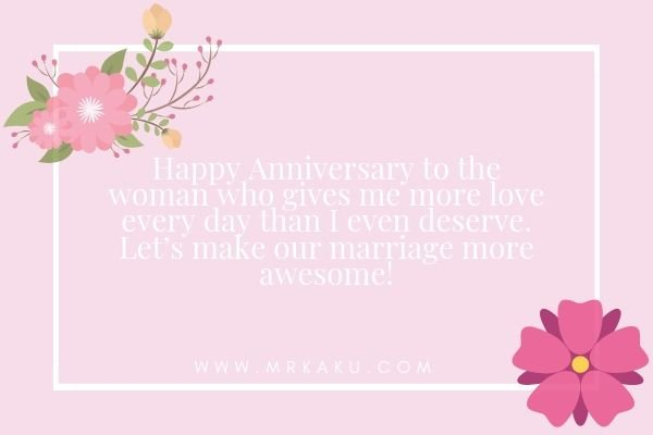 500 Wedding Anniversary Wishes For Wife Quotes Greeting Images
